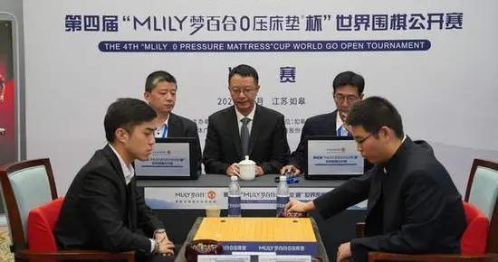 梦百合杯,谢科九段好手连发,中国棋手将再夺应氏杯?
