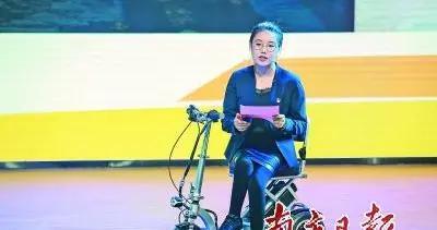 """第25届""""中国青年五四奖章""""的广东青年张莹莹:""""青年有血性,祖国有希望"""""""