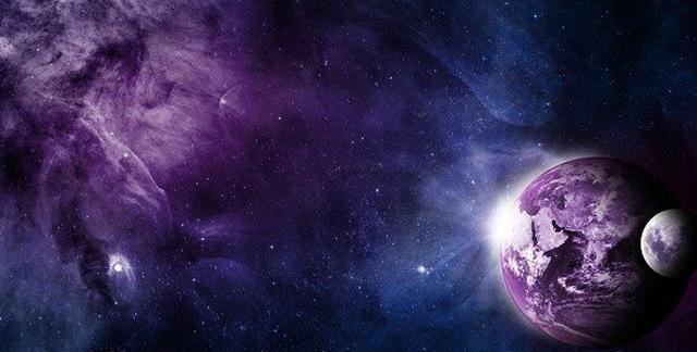 天文学家目睹了一场精彩的 系外行星吞噬尘埃和气体的全过程