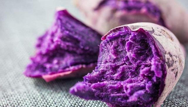 紫薯是美容养颜,天然的保健品