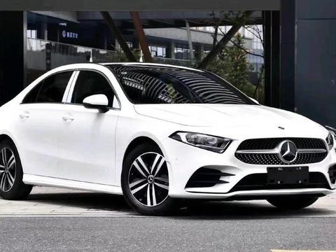 豪华车品牌的紧凑型轿车该如何选择?奔驰A级告诉你答案!