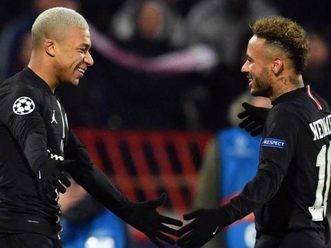 巴黎运气差到家,遇两支不败球队,世界第一组合或解体