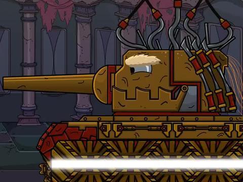 坦克世界动画:关于巨鼠的任务