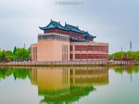 安徽有个县城,以灵璧石闻名,博物馆内奇石琳琅满目
