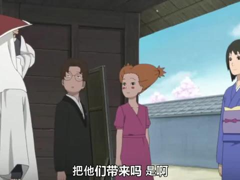 火影忍者:奇拉比真是不长记性,还敢炫耀贺礼,雷影一拳将其揍飞
