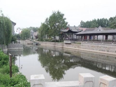 """山东一古镇""""出行靠船舶"""",乾隆皇帝走过的门槛,被珍藏近230年"""