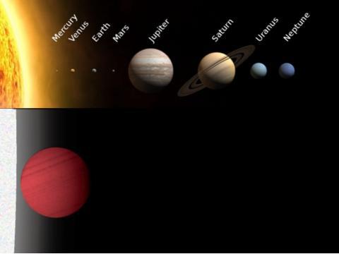 系外行星中发现神秘化学信号,这意味着什么?