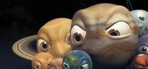 """行星地位之争:冥王星究竟怎么了,为何它会被踢出""""九大行星""""?"""