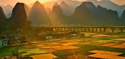 广西省三个最具潜力的城市,不是桂林也不是河池,你知道在哪吗?
