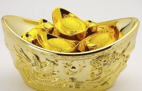 心理学测试:挑选一件黄金首饰,测试自己如何发财