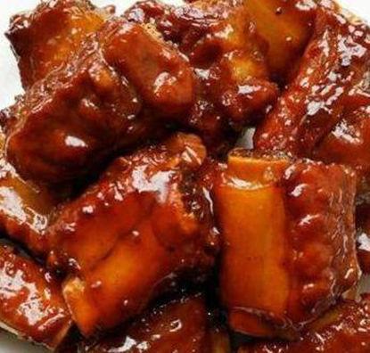 美食推荐:肉丝拌腐皮、烂肉豌豆、滋味排骨、山药玉米排骨汤