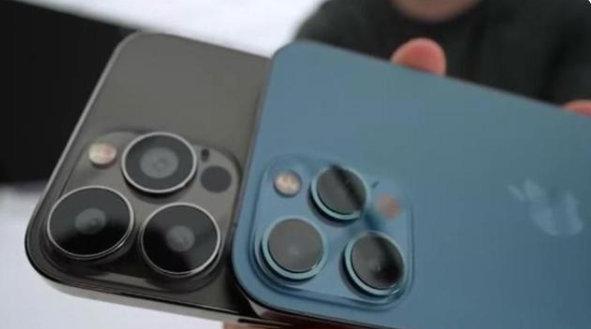 iPhone13 Pro Max机模曝光:外观小升级 正面刘海缩小
