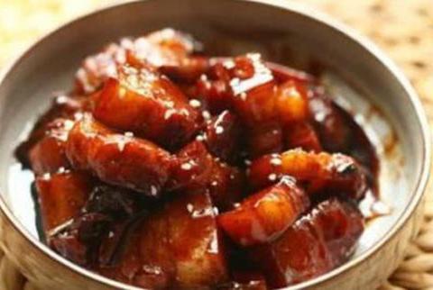美食:茉莉香薰鸡,粉丝娃娃菜,红烧肉,香辣炒腰花的做法