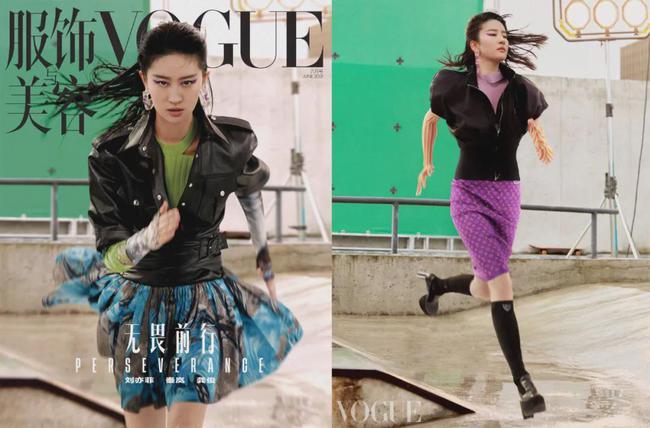 摄影师为什么把刘亦菲拍成丑女,却把范冰冰拍得又灵又高级?
