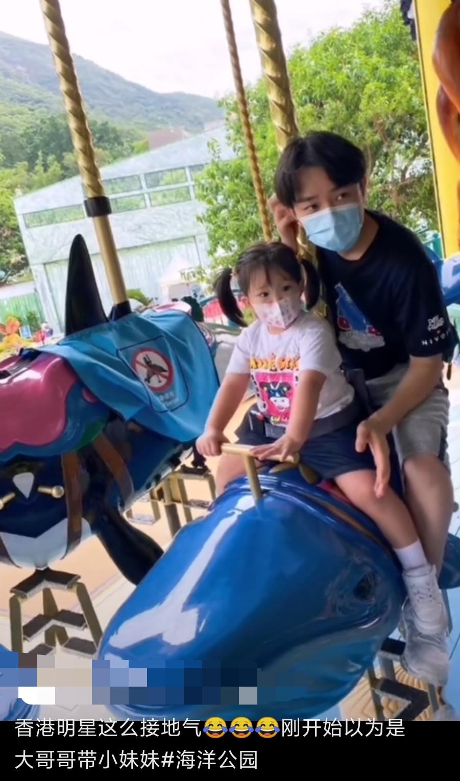 2岁女儿腿快有爸爸长,网友:像李亚男
