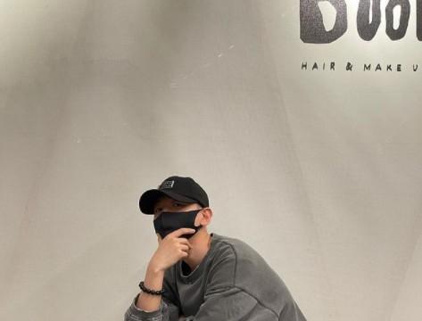 EXO边伯贤正式参军入伍 晒短发照告别粉丝 :我会好好回来的