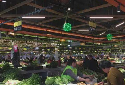 """郑州""""大动作""""!多家菜市场被整顿,违建多达33处"""