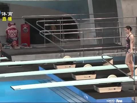 跳水世界杯三米板:陈艺文夺冠,昌雅妮摘铜