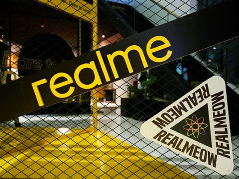 """realme在欧洲迎来""""爆发元年"""":多国手机市场份额进入TOP4"""