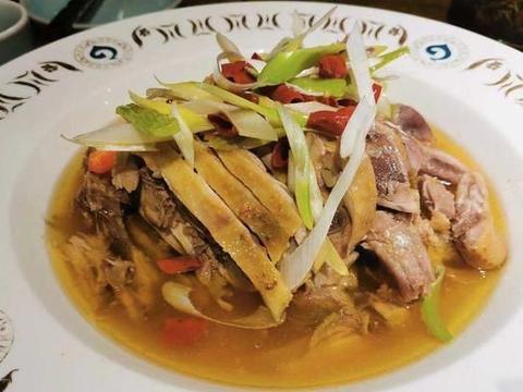 新疆的神仙美食之椒麻鸡