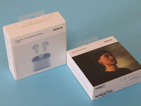 诺基亚通勤小利器耳机上市,外观高仿AirPods,售价仅要150元