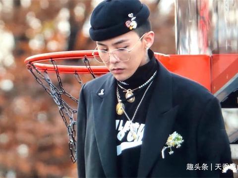 BIGBANG权志龙为奢侈品牌,选择韩国偶像作为代言人铺平了道路