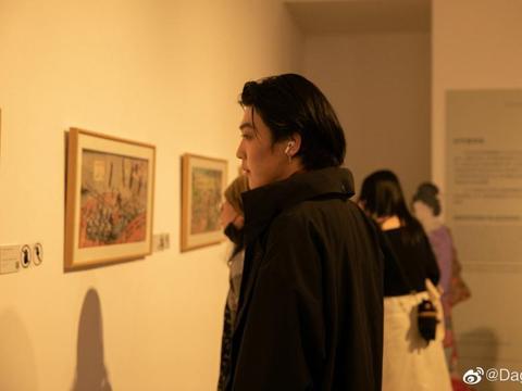 粉丝尖叫连连,《遇见浮世》成为明星和KOL最爱展览之一