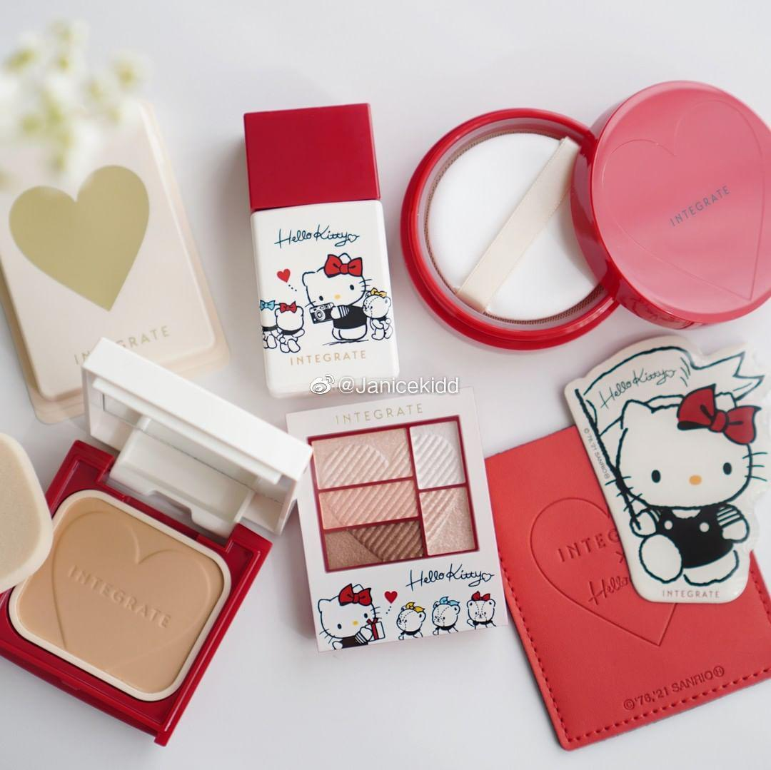 "INTEGRATE x Hello Kitty 限量联名系列「Meet ""LOVELY""」❣️……"