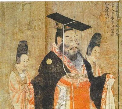 宇文泰因儿子年幼而将大权交给宇文护,但宇文护却并非好统帅