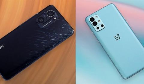 两款同价位手机,选红米K40 Pro还是一加9R?