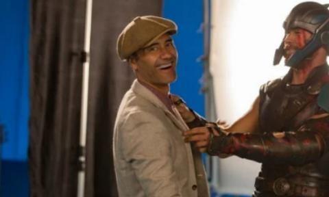 究竟是谁,让《雷神4》导演塔伊加·维迪提在片场发怒?