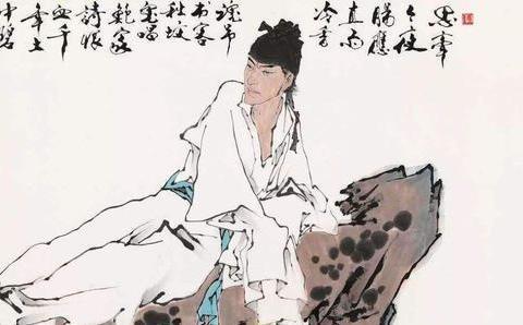 李贺写下一句诗,整个唐朝无人能接上,直到宋朝才被人对出下半句