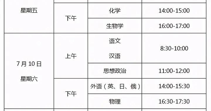 @辽宁高考生,普通高中学业水平合格性考试即将开始