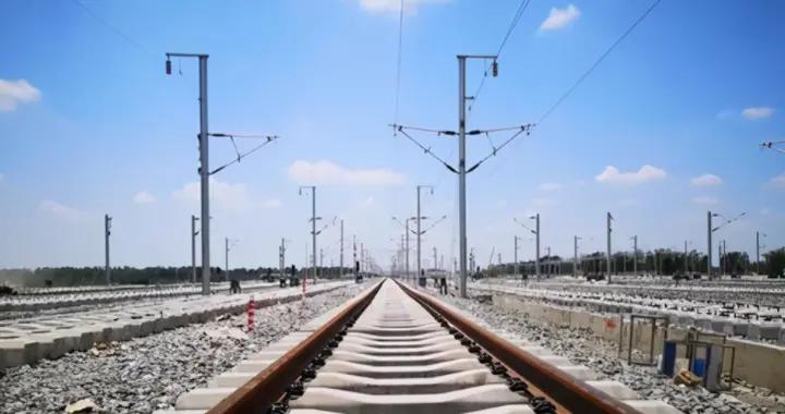 河南平漯周高铁开工:设计时速350公里,周口到平顶山仅需半小时