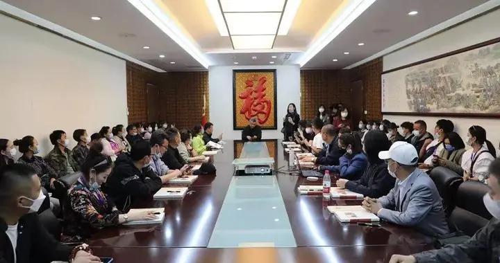 【文旅时讯】2021年青海省非遗保护管理队伍素质能力提升培训班成功举办