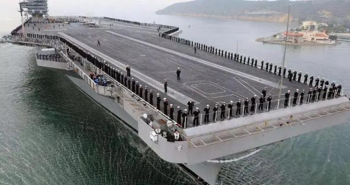 建10万吨航母最难的是什么?中国还需要多久才能拥有?