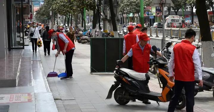 全体总动员 荆州区全面打响国家卫生城市复审攻坚战
