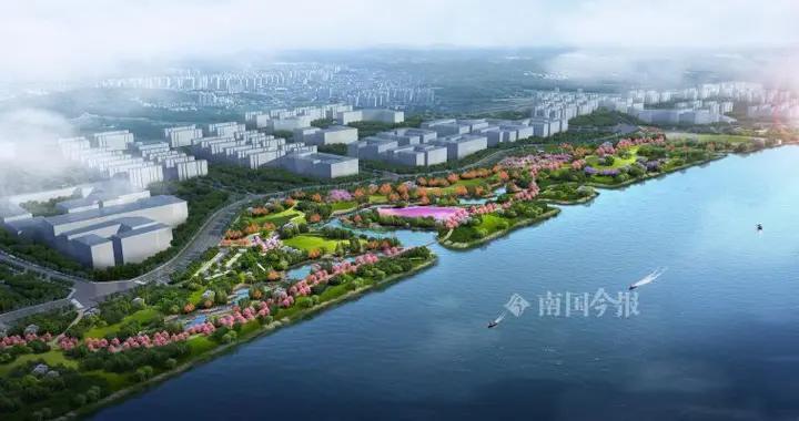 """柳州首条夜光跑道来了,自带""""黑科技"""",在这个新网红公园内……"""