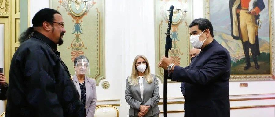 """总统将拍电影,""""斩杀妖魔"""""""