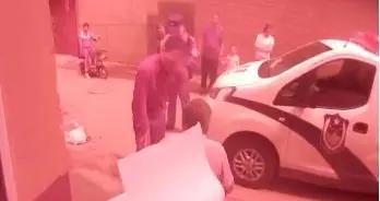 只因一句善意提醒,巴彦淖尔一环卫工人竟被打伤