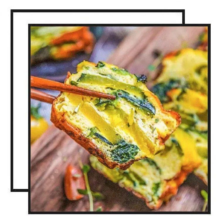 【明天吃】菠菜南瓜派、冰淇淋雪媚娘、平底锅烤鱼、香辣牛蛙、香辣鸡柳