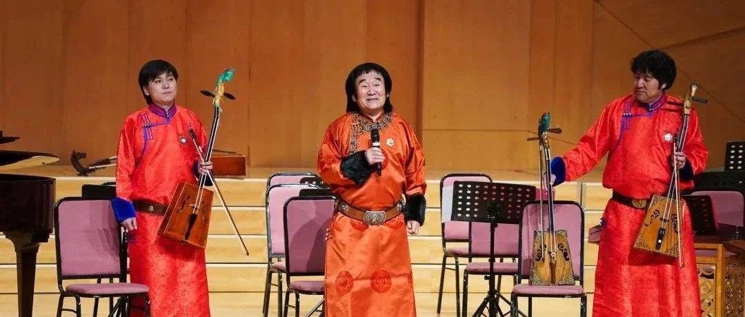 世界马头琴大师齐·宝力高:我和青岛人是一家人!