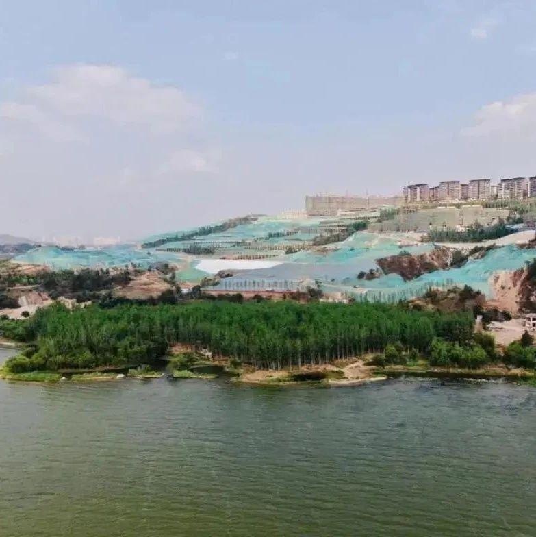 云南昆明晋宁长腰山过度开发 严重影响滇池生态系统完整性
