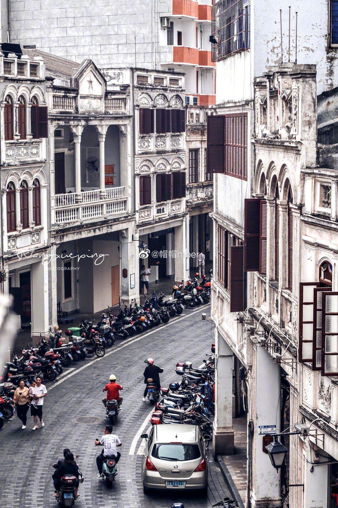 海口·骑楼老街 海口骑楼老街距今已有600多年历史……