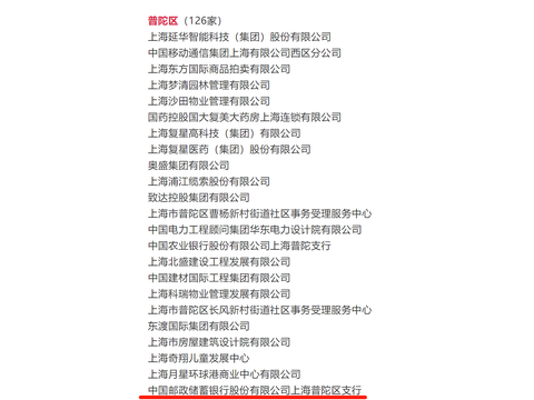 """邮储银行上海普陀区支行获""""2019-2020年度上海市文明单位""""称号"""