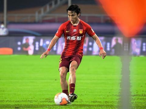 尹鸿博:国家队的梦想一直存在 希望取得进球帮助到国家队
