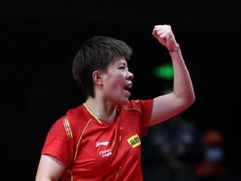 横扫刘诗雯后,国乒世界冠军0-3惨败,朱雨玲获第4,猛将勇夺季军