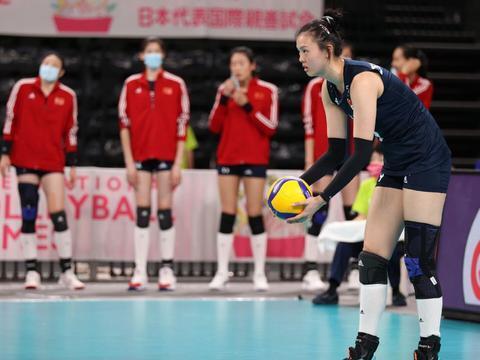 中国女排奥运测试赛姚迪王媛媛用表现证明自己,李盈莹不是一个人