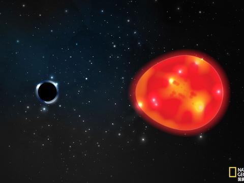 我来告诉你,最小的黑洞有多大?