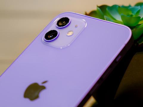 """iPhone 12跌至""""新低价"""",A14+iOS14+紫色,网友:正好想买!"""